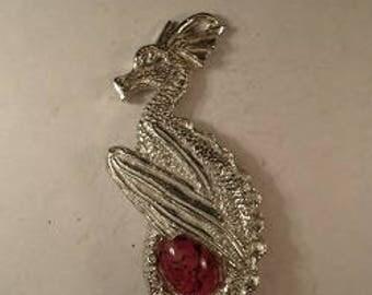 New , { Dragon Magic } pendant