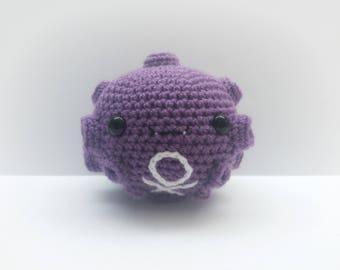 Crochet Koffing Inspired Chibi Pokemon