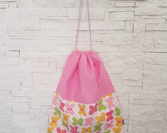 Laundry bag for kindergarten, school, gym, hospital, games, Exchange