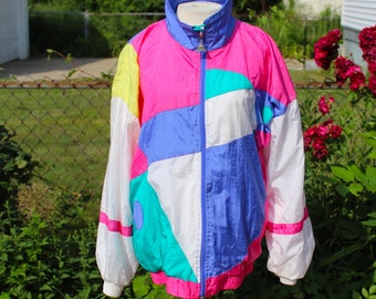 Casual Isle windbreaker / size- extra large