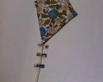 Kite fabric retro vintage