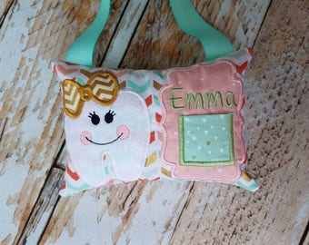Tooth Fairy Pillows Etsy