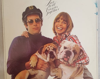 Captain & Tennille   Love Will Keep Us Together Vintage Record