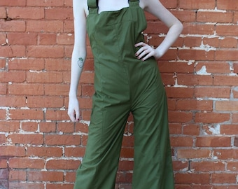 Vintage 90s Luscious Rave Overalls
