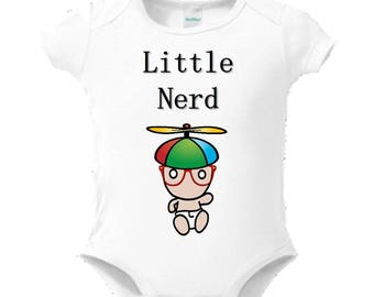 Nerd baby gift, Cute nerd, Nerdy baby clothes, Baby nerd glasses, Nerd baby, Gift for baby nephew, Science baby shower, Nerdy baby shirt