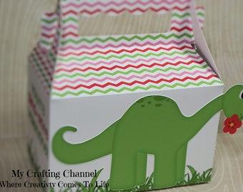 LG Boy Dinosaur Valentine Treat Box Sets Treat Box Sets Valentine Treat  Boxes