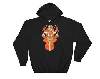 FYROG Third Evolution -Hooded Sweatshirt