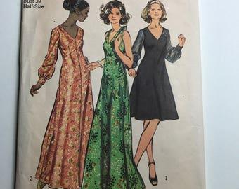 Vintage simplicity pattern 5432