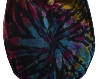 Hobo bag, Tie Dye shoulder bag Messenger, Hippie, Gypsy Sling, Hippy, Crossbody, Boho bag, Hippie boho bag, Crossbody hippie bag, Purse