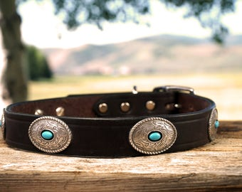Western Turquoise Collar