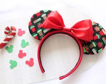 Christmas Gifts Mouse Ears, Christmas Gifts Minnie Mouse Ears, Christmas Gifts Mouse Ears, Christmas Mouse Ears, Christmas Minnie Mouse Ears