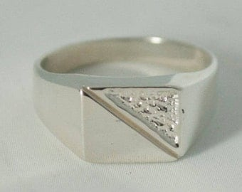 Sterling Silver Kids Ring
