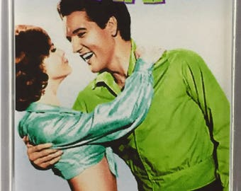 Elvis Presley movie posters Wild In The Country Girl Happy G I Blues Blue Hawaii Girls Girls Girls King Creole Love Me Tender Fridge Magnets