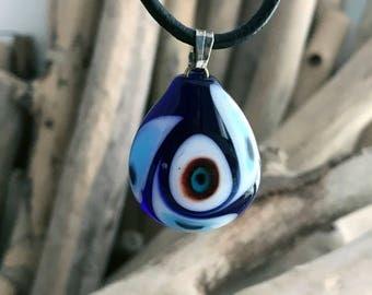70% OFF Evil Eye Necklace EVL041