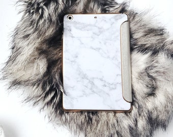 Marble iPad Case | Customized iPad Case iPad Air Case iPad Pro Case iPad Mini Case iPad Air 2 Case iPad Air Marble Personalized Gifting Gold