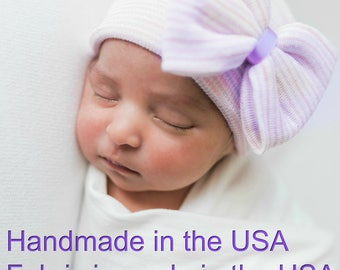 NEWBORN BEANIES, newborn beenie, newborn hat, baby girl hat, newborn girl hat, newborn hospital hat