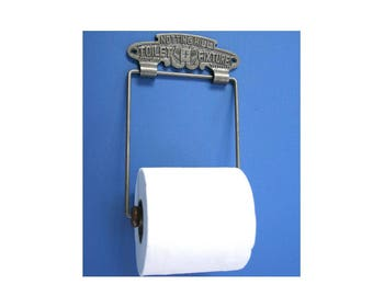 Toilet Tissue Holder Etsy