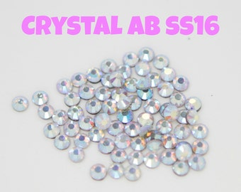 Hot fix rhinestones crystal ab for Competition Bikini or Competition Suit