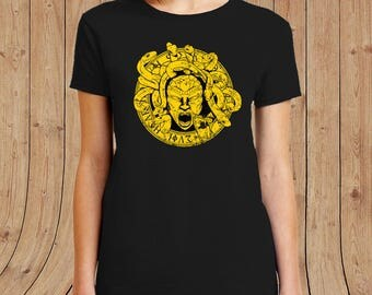 Ladies medusa T-shirt