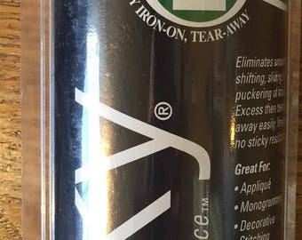Totally Stable Iron-on, Tear-away stabilizer, FREE shipping in USA