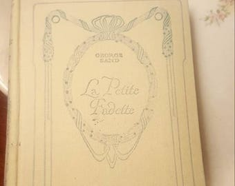 French novel La Petite Fadette