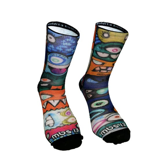 Socks MBS 13 blocks