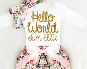 Baby shower gift etsy baby girl gift baby shower gift girl personalized baby girl outfit personalized floral bloomers baby bloomers negle Gallery