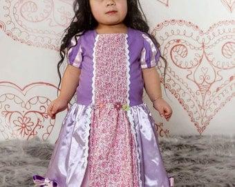 Rapunzel, Rapunzel Dress, Disney Rapunzel Inspired Dress, Tangled Rapunzel, Princess Dress, Meet and Greet