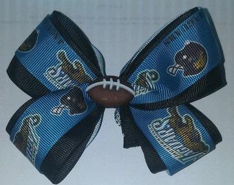 Jacksonville Jaguars Hair Bow