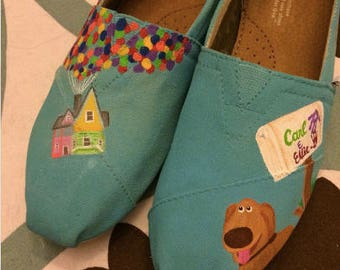 UP Painted TOMS