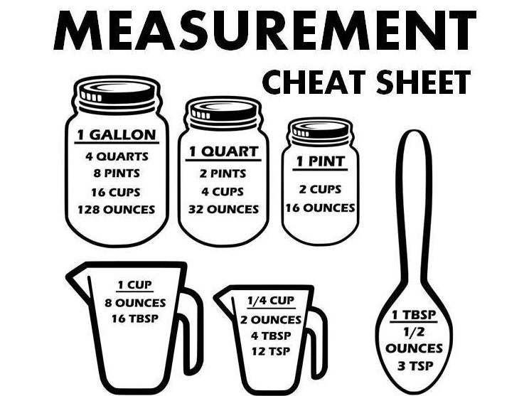 Download Measurement svg kitchen svg cooking svg cutting board svg