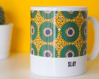 Slay Mug   Ceramic Mug   Gift Idea   Funny Mug   Coffee Mug