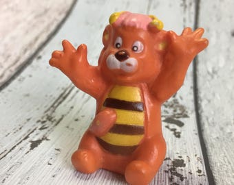 BumbleLion vintage figurine- possibly from top of pencil sharpener?