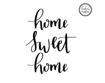 Home Sweet Home - Physical Print