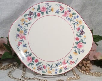 Royal Albert Bone China Serving Plate with Double Handles