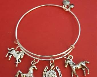 Horse Themed Jewelry Etsy