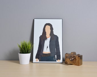 Wynonna Earp [Wynonna Earp] | Digital Art | 11x17 Poster