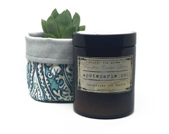 Vanilla Coca Bean | Handmade Scented Soy Candle
