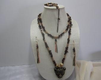 jewelry set combination