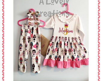 LOL Surprise Dolls Dress | Lol Surprise Birthday Dress | Birthday Dress | Personalized Dress | Princess Dress | Dress with Matching pant