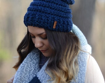 Ready To Ship: Fireside Beanie
