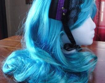 Lolita Headdress -Gothic Headpiece - Gothic Headdress -Gothic Headband- Lace Headdress - Japanese Headband - Gothic Style - Kawaii Harajuku