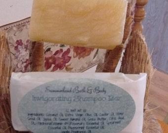 Invigorating Shampoo Bar 1 oz