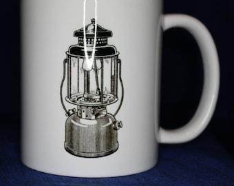 """L220 """"Slant"""" Lantern 11oz. Ceramic Mug"""