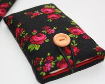 Flowers phone cover, vintage look, custom, flowers, mobile phone case, iPhone 6, iPhone 6s, Samsung Galaxy, HTC One, Nokia, Huawei