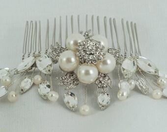Bridal Comb Headpiece