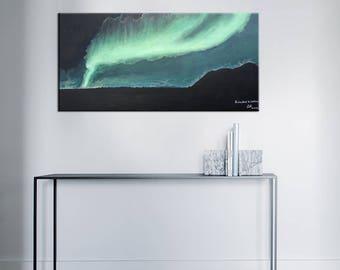 Acrylic - light boreal