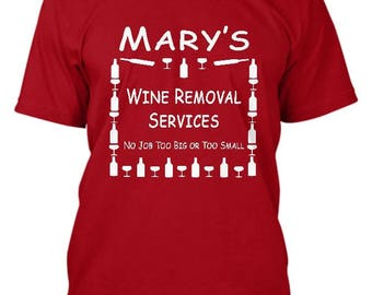 Wine T Shirts Etsy