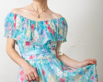 SALE Maxi Summer Dress New With Tags NOS