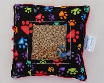 Fidget Bag, Fiddle Bag, Seek and find, Montessori, Quiet Activity, Peek-a-boo bag, Sensory Toy